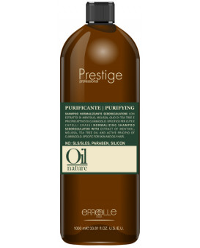 Erreelle Oil Nature Purifying šampūns (1000ml)