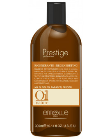 Erreelle Oil Nature Regenerating šampūnas (300ml)