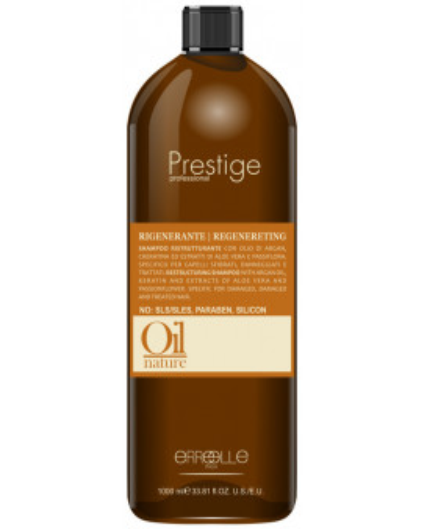 Erreelle Oil Nature Regenerating šampūnas (1000ml)