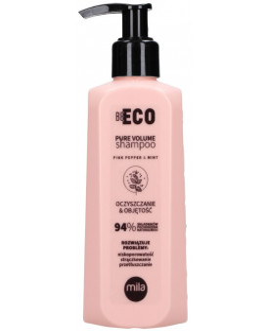 Mila Professional BeECO Pure Volume šampūns (250ml)