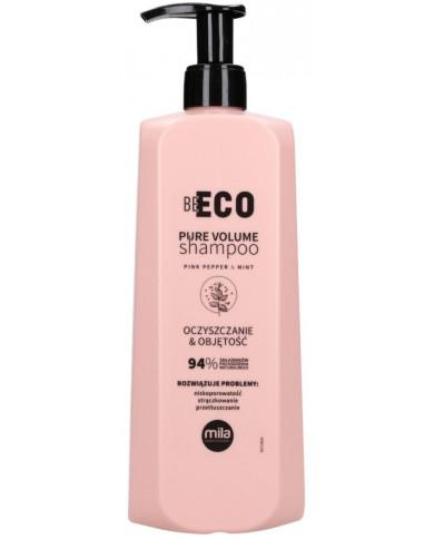Mila Professional BeECO Pure Volume šampūnas (900ml)
