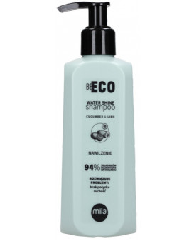 Mila Professional BeECO Water Shine shampoo (250ml)
