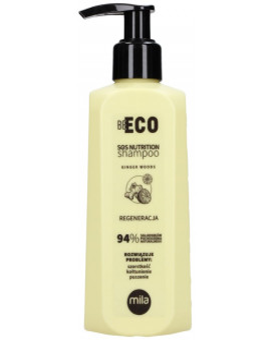 Mila Professional BeECO SOS Nutrition šampūnas (250ml)