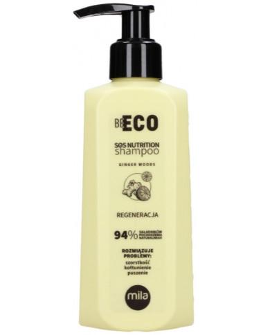 Mila Professional BeECO SOS Nutrition šampūns (250ml)