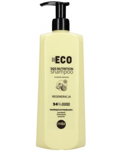 Mila Professional BeECO SOS Nutrition šampūnas (900ml)