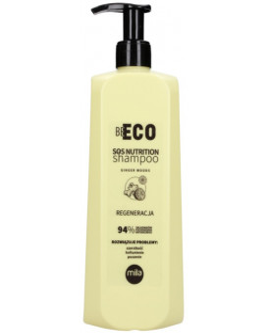 Mila Professional BeECO SOS Nutrition šampūns (900ml)