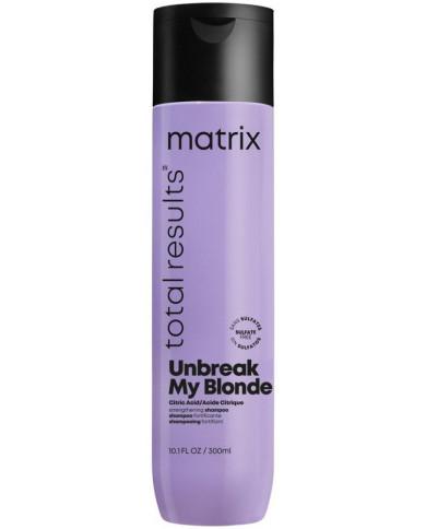 Matrix Total Results Unbreak My Blonde shampoo (300ml)