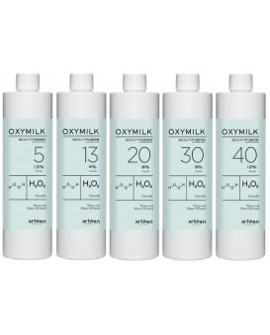 Artego Beauty Fusion Oxymilk developer