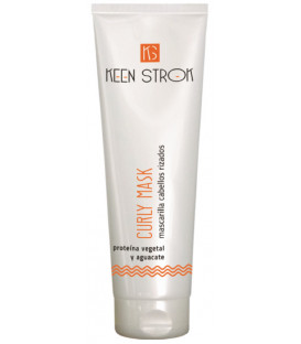 KEEN STROK Curly mask