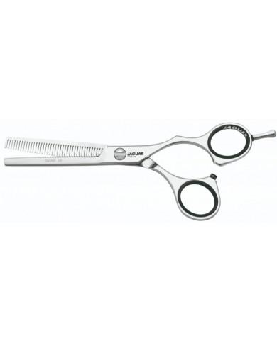 """JAGUAR White Line Smart 39 5.5"""" thinning scissors"""