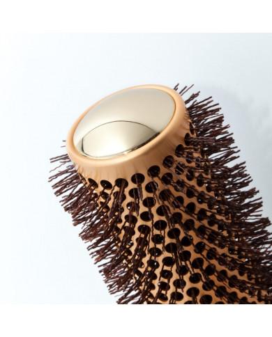 Olivia Garden NanoThermic Speed XL plaukų šepetys (24mm)
