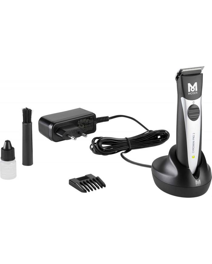 Moser ChroMini Pro Black trimmer
