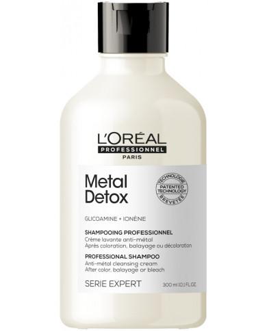 L'Oreal Professionnel Serie Expert Metal Detox šampūnas (300ml)