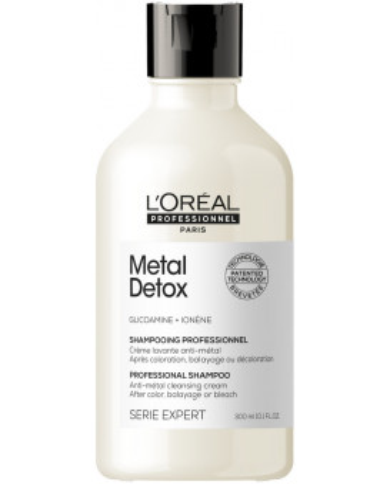 L'Oreal Professionnel Serie Expert Metal Detox shampoo (300ml)