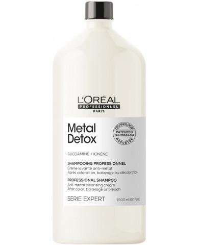 L'Oreal Professionnel Serie Expert Metal Detox shampoo (1500ml)