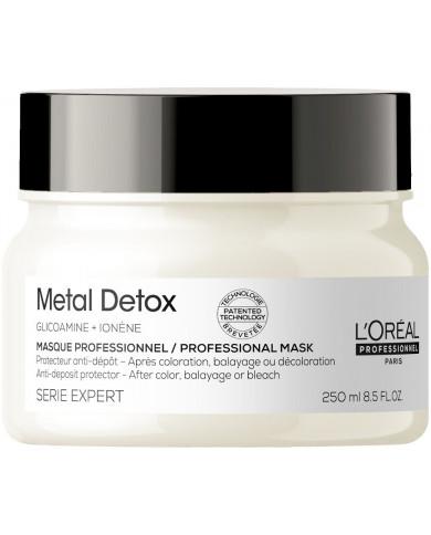 L'Oreal Professionnel Serie Expert Metal Detox maska (250ml)