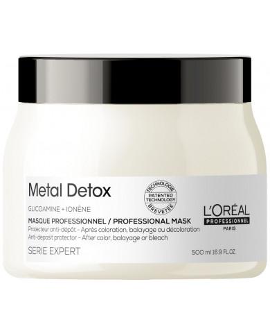 L'Oreal Professionnel Serie Expert Metal Detox mask (500ml)