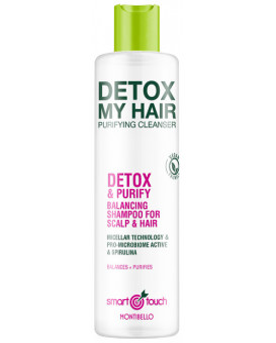 Montibello Smart Touch Detox My Hair šampūnas (300ml)