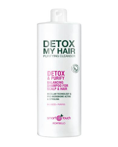 Montibello Smart Touch Detox My Hair shampoo (1000ml)