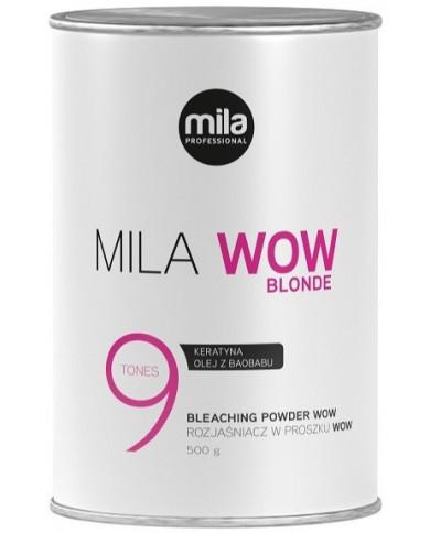 Mila Professional WOW BLONDE bleaching powder