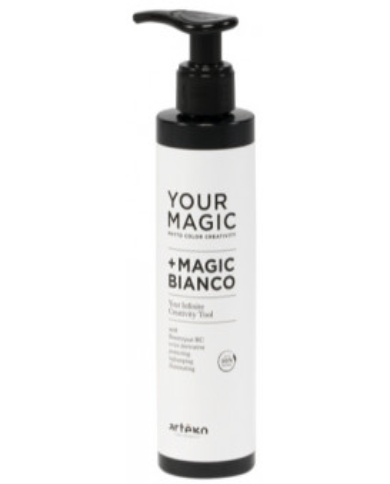 Artego Your Magic +Magic Bianco color multiplier