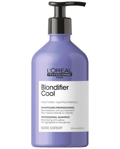 L'Oreal Professionnel Serie Expert Blondifier Cool šampūnas (500ml)