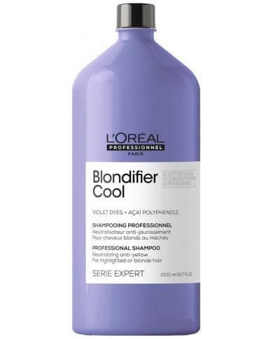 L'Oreal Professionnel Serie Expert Blondifier Cool šampūnas (1500ml)
