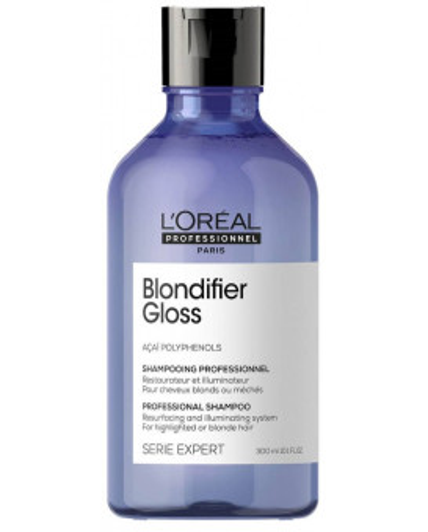 L'Oreal Professionnel Serie Expert Blondifier Gloss šampūnas (300ml)