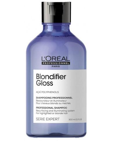 L'Oreal Professionnel Serie Expert Blondifier Gloss shampoo (300ml)