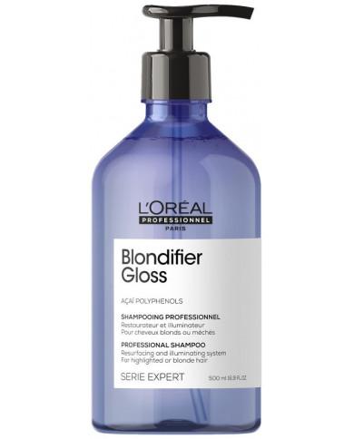 L'Oreal Professionnel Serie Expert Blondifier Gloss shampoo (500ml)