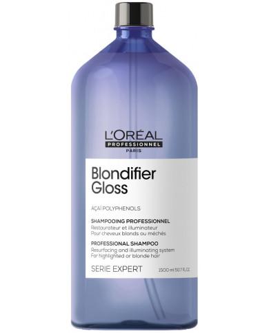 L'Oreal Professionnel Serie Expert Blondifier Gloss šampūnas (1500ml)