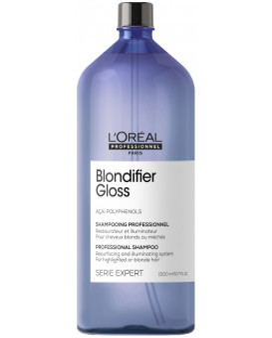 L'Oreal Professionnel Serie Expert Blondifier Gloss shampoo (1500ml)