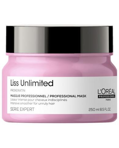 L'Oreal Professionnel Serie Expert Liss Unlimited maska (250ml)