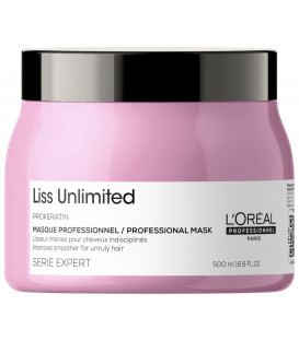 L'Oreal Professionnel Serie Expert Liss Unlimited mask (500ml)