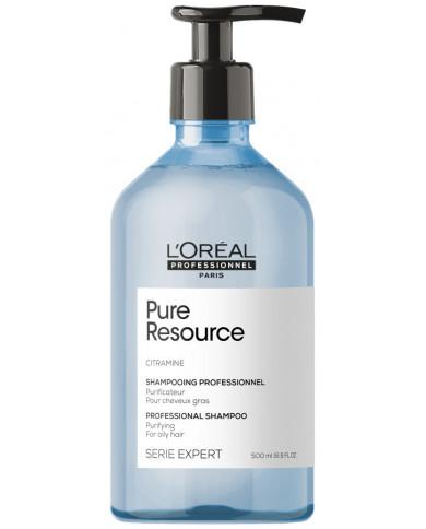 L'Oreal Professionnel Serie Expert Scalp Pure Resource shampoo (500ml)