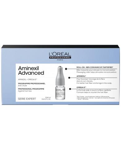 L'Oreal Professionnel Serie Expert Scalp Aminexil Advanced ampoules (10x6ml)