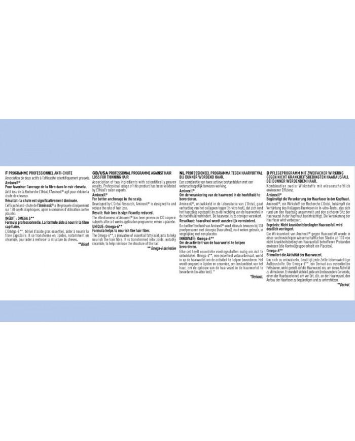 L'Oreal Professionnel Serie Expert Scalp Aminexil Advanced ampulas (10x6ml)