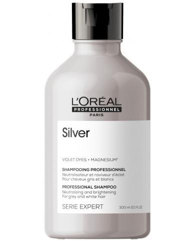 L'Oreal Professionnel Serie Expert Silver shampoo (300ml)