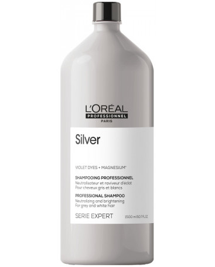 L'Oreal Professionnel Serie Expert Silver shampoo (1500ml)