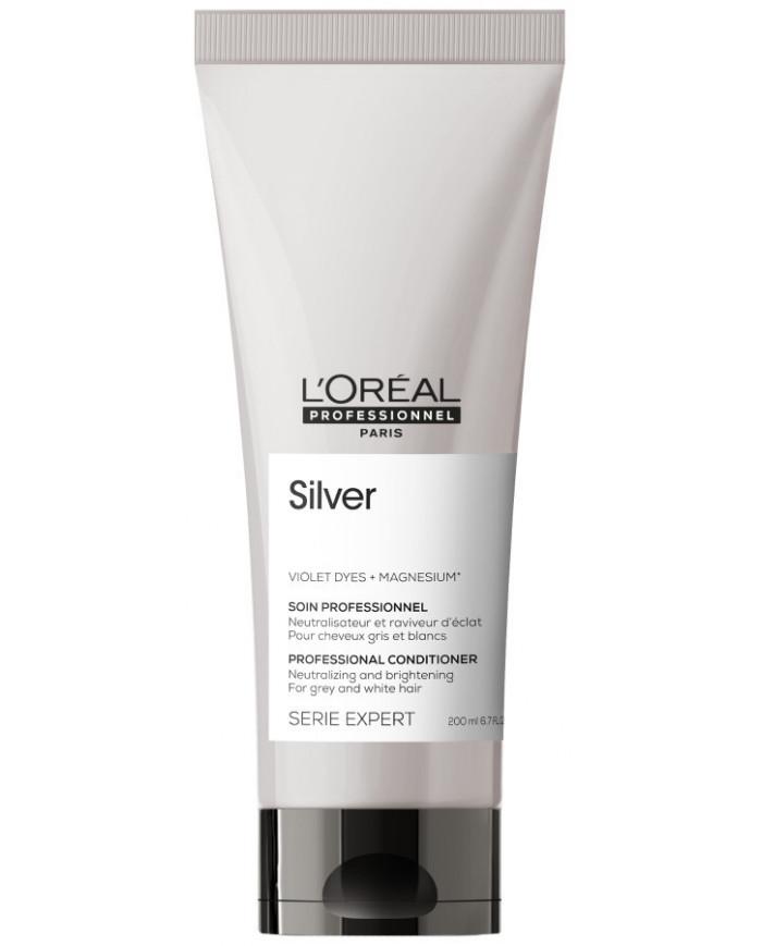 L'Oreal Professionnel Serie Expert Silver kondicionierius (200ml)