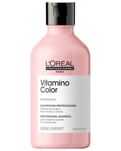 L'Oreal Professionnel Serie Expert Vitamino Color šampūnas (300ml)