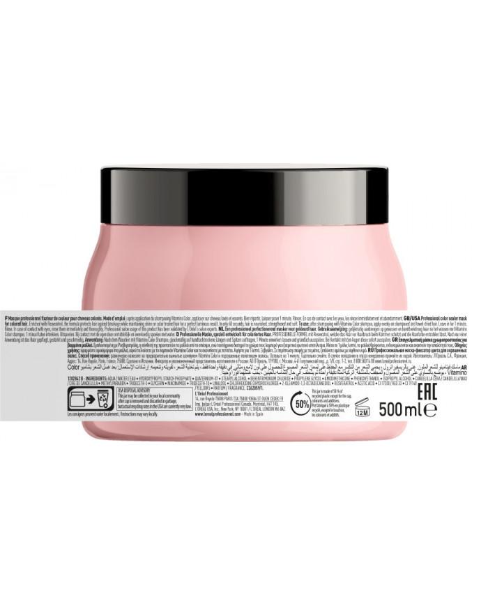 L'Oreal Professionnel Serie Expert Vitamino Color maska (500ml)