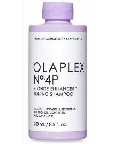 OLAPLEX No.4P Blonde Enhancer toning shampoo (250ml)