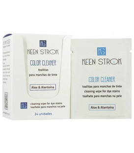 KEEN STROK Color Cleaner wipes