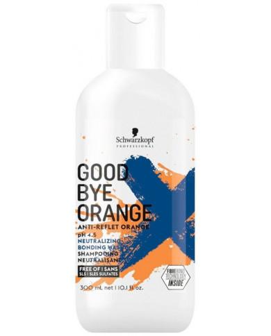Schwarzkopf Professional Goodbye Orange šampūns (300ml)