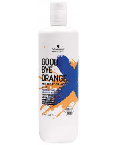 Schwarzkopf Professional Goodbye Orange šampūns (1000ml)
