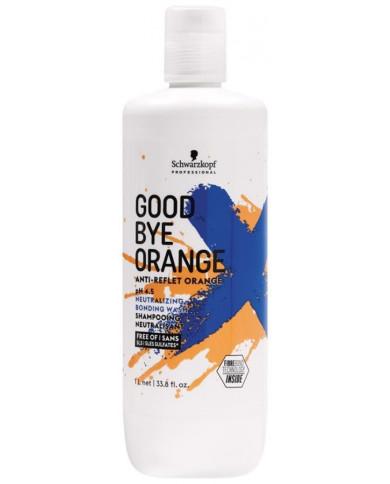 Schwarzkopf Professional Goodbye Orange shampoo (1000ml)