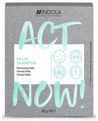 Indola Act Now! kietais šampūnas