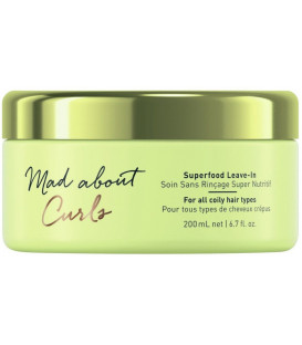 Schwarzkopf Professional Mad About Curls Superfood mask (200ml)