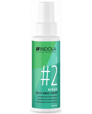 Indola Repair serums šķeltiem matu galiem